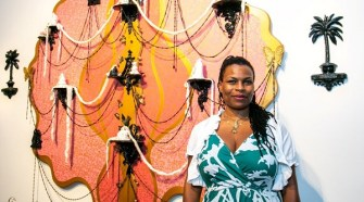 The Divine Feminine Interventions of Vickie Pierre Assemble Deeper Truths about Race, Colonialism and Who Gets to be the Princess