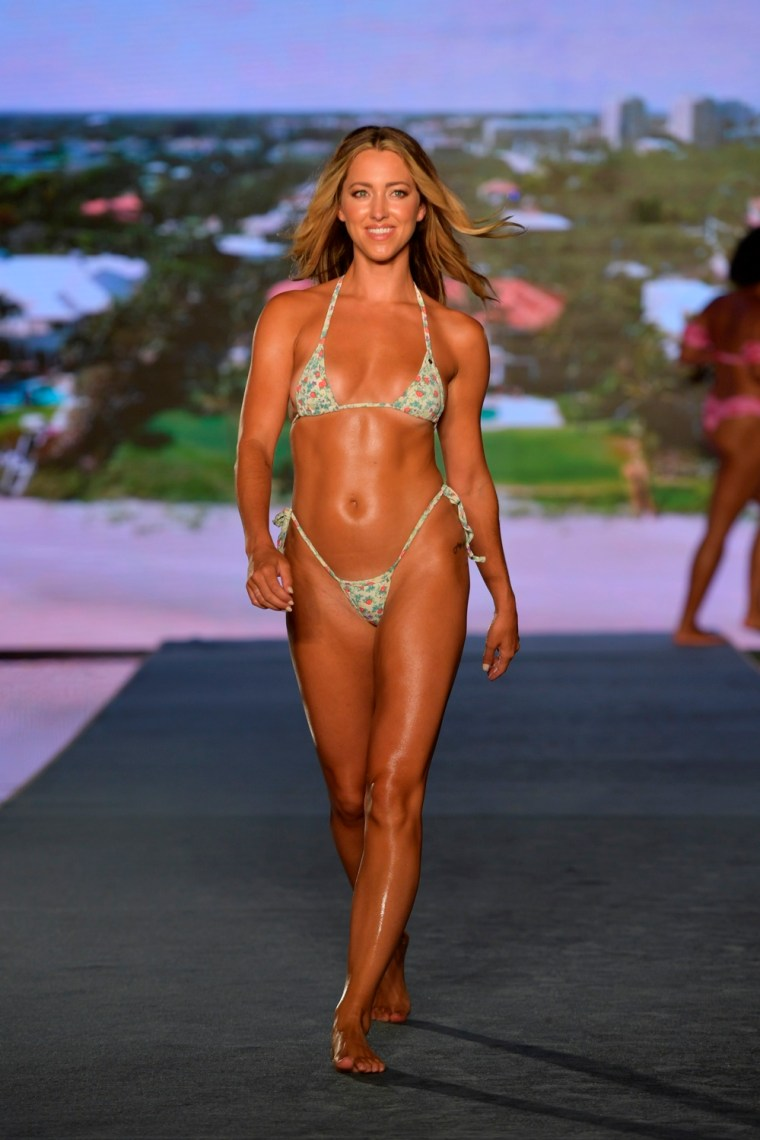 Sports Illustrated Fashion show July 10th 2021