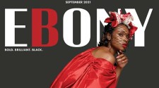 Jennifer Hudson Graces EBONY's September Fall Fashion Cover With A Stunning Homage to the Queen of Soul