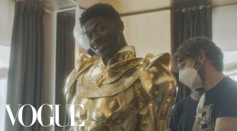 Behind Lil Nas X's Royal Met Gala Looks