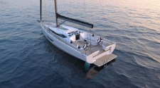 Elan Yacht's new highly anticipated yacht is revealed to be a 47 ft Elan E6
