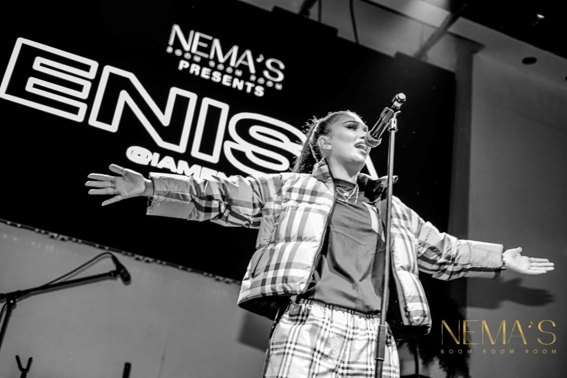 Alex Spirer Nema's Boom Boom Room & Atlantic Records team up at S.O.B.'s