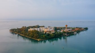 The JW Marriott Venice Resort & Spa on Isola Delle Rose