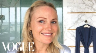 Malin Akerman's Morning Routine | Beauty Secrets | Vogue