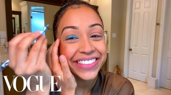 LizaKoshy's Guide to Multi-Masking and Eye Makeup | Beauty Secrets | Vogue