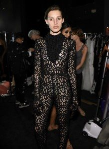 Art Hearts Fashion Los Angeles Fashion Week Backstage and Front Row - Day 1 35