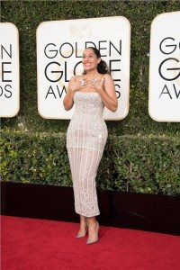 74th Annual Golden Globes Awards Red Carpet 7