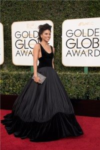 74th Annual Golden Globes Awards Red Carpet 9