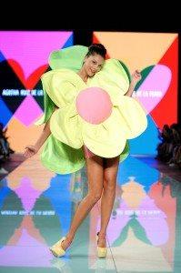 Agatha Ruiz de la Prada Fashion Show 9