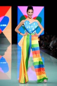 Agatha Ruiz de la Prada Fashion Show 7