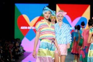 Agatha Ruiz de la Prada Fashion Show 3
