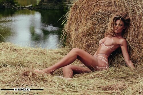 Agent Provocateur SS16 - Sizzling Campaign with Supermodel Bar Refaeli 5