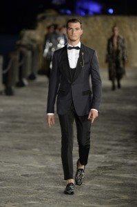 Dolce & Gabbana's Alta Sartoria Show 43