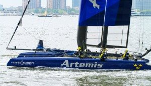 2016 America's Cup Returns To New York City 1