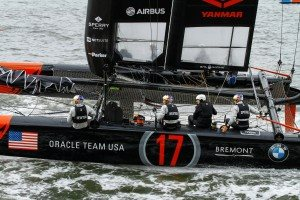 2016 America's Cup Returns To New York City 5