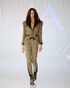 Ane Amour New York Fashion Week Runway Show 1