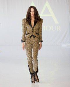 Ane Amour New York Fashion Week Runway Show 3