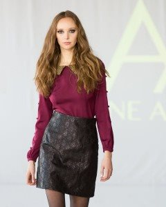 Ane Amour New York Fashion Week Runway Show 15