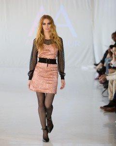 Ane Amour New York Fashion Week Runway Show 21