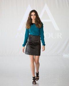 Ane Amour New York Fashion Week Runway Show 25