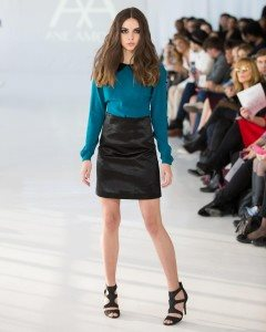 Ane Amour New York Fashion Week Runway Show 29