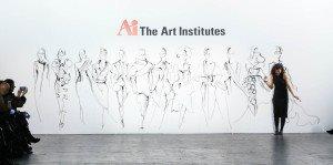 13 Art Institutes Designers Took the Runway for NYFW 1