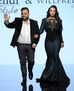 Arzamendi Style & Willfredo Gerardo Runway | Art Hearts Fashion Los Angeles Fashion Week 11