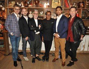 At Large Magazine Celebrates Cover Star Jack Huston at Elyx House NYC 53
