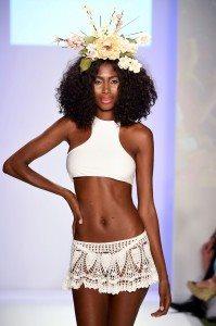 Baes and Bikinis Epitomizes Endless Summer on SWIMMIAMI Runway 35