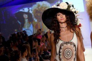 Baes and Bikinis Epitomizes Endless Summer on SWIMMIAMI Runway 7