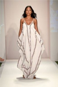 Beach Freedom Glides Gorgeously Down the Runway at SWIMMIAMI 5