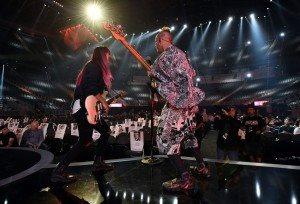 Billboard Music Awards 2016 - Rehearsals 3