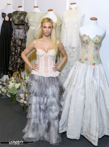 New York International Bridal Week 29