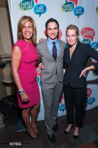 Opening Night for Clever Little Lies 15
