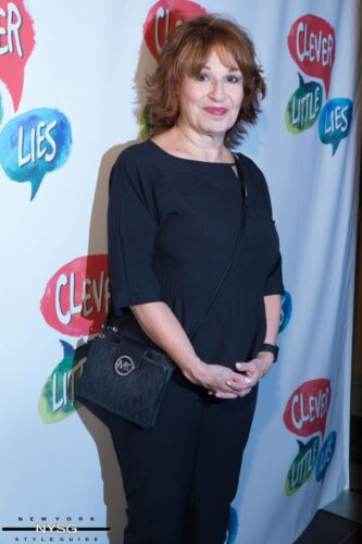 Opening Night for Clever Little Lies 37
