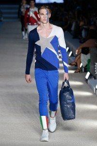 Dirk Bikkenbergs Runway Show at Milan Fashion Week SS17 17