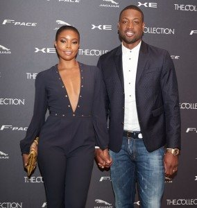 DWYANE WADE & THE COLLECTION REVEALED THE ALL-NEW 2017 JAGUAR XE AND F-PACE 35