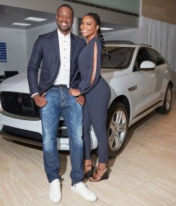 DWYANE WADE & THE COLLECTION REVEALED THE ALL-NEW 2017 JAGUAR XE AND F-PACE 31
