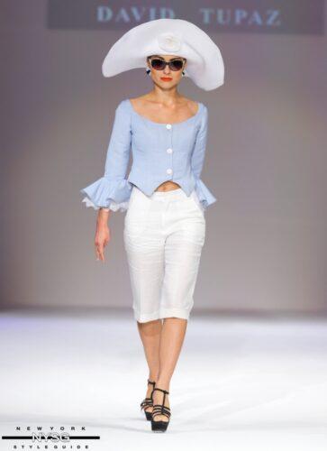 David Tupaz runway show at Style Fashion Week 5
