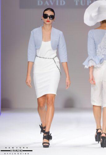 David Tupaz runway show at Style Fashion Week 7