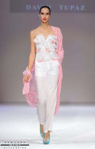 David Tupaz runway show at Style Fashion Week 9