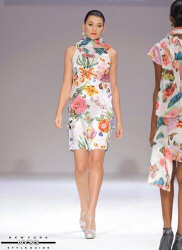 David Tupaz runway show at Style Fashion Week 15