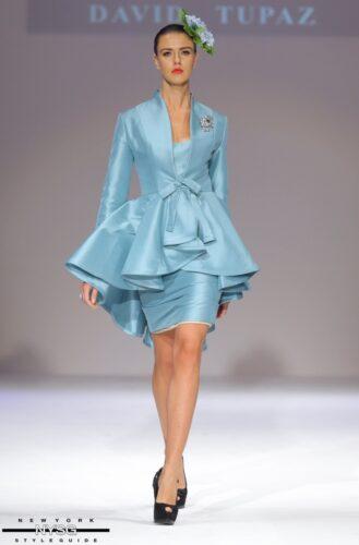 David Tupaz runway show at Style Fashion Week 31