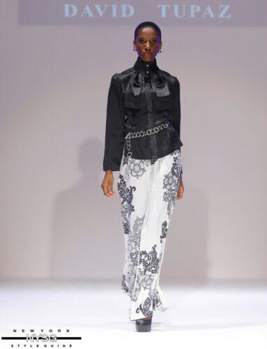 David Tupaz runway show at Style Fashion Week 55