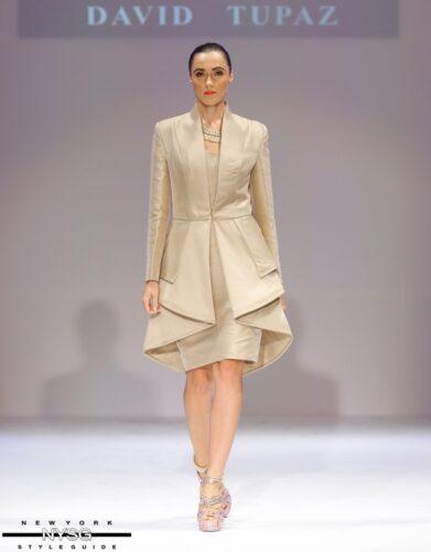 David Tupaz runway show at Style Fashion Week 61
