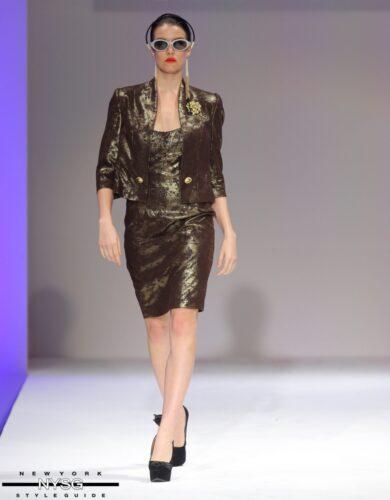 David Tupaz runway show at Style Fashion Week 69