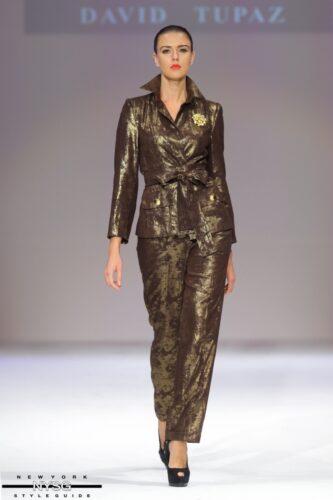 David Tupaz runway show at Style Fashion Week 71