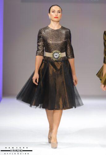 David Tupaz runway show at Style Fashion Week 75