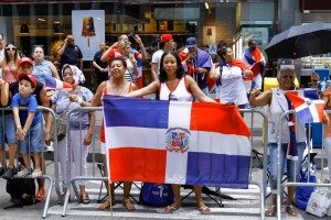 The 35th Annual Dominican Day Parade in New York City 37