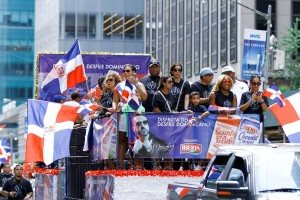 The 35th Annual Dominican Day Parade in New York City 63